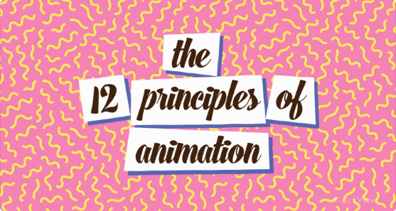 the 12 primciples of animation video thumbnail