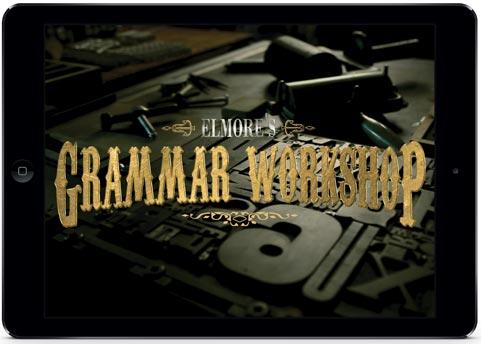 Elmore's Grammar Workshop Device