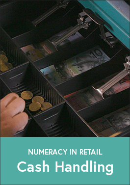 Numeracy in Retail - Cash Handling -image