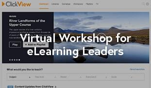 Virtual Workshop for eLearning Leaders