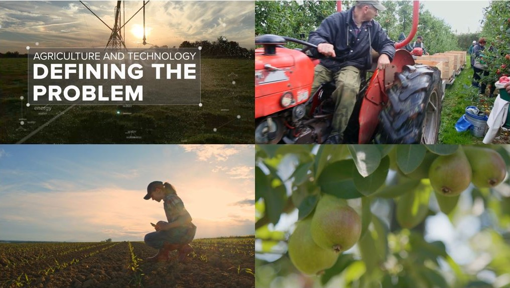 Agriculture and Technology - Secondary teaching resource