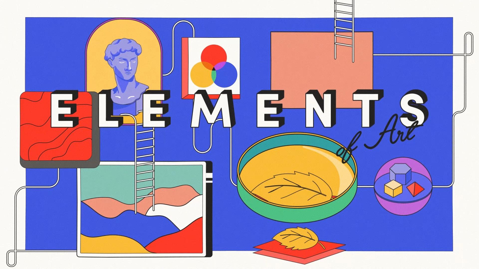 Elements of Art - Secondary
