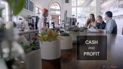 Financial Reporting for Business: Cash Flow -video