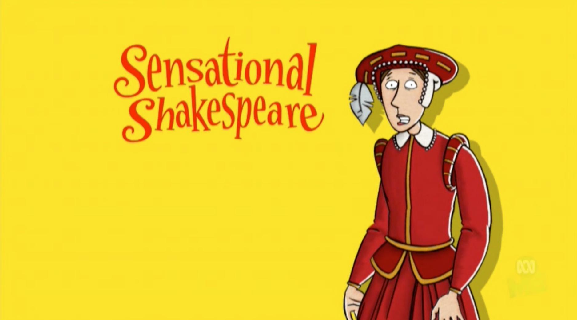 Horrible Histories Sensational Shakespeare