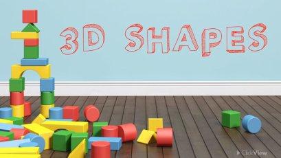 Describing 3D Shapes-video