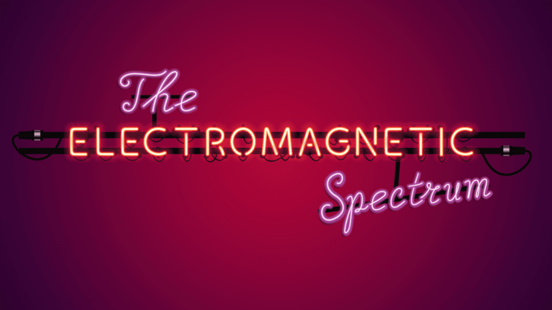 Year 9 - The Electromagnetic Spectrum Presentation