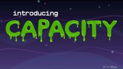 Introducing Capacity-video