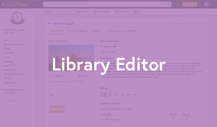 Library Editor
