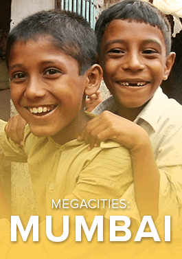 Megacities - Mumbai-image