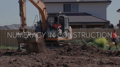 Numeracy in Construction: Calculating Volume-video