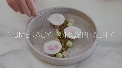 Numeracy in Hospitality: Set Menus-video