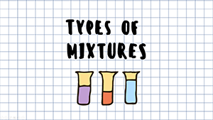 Year 7 - Types of Mixtures Presentation-image