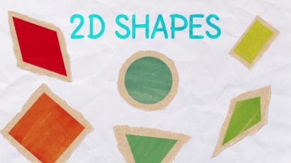 Describing 2D Shapes -video