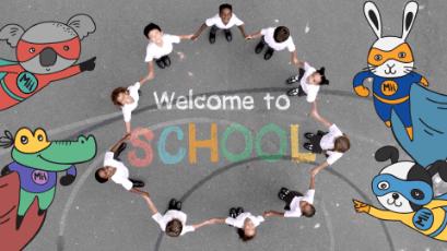 Welcome to Big School -video