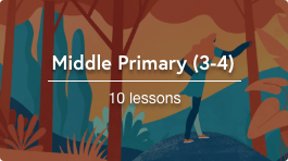 Remote teaching middle primary