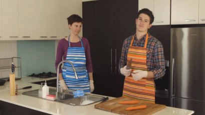 Safety in the Domestic Kitchen-video