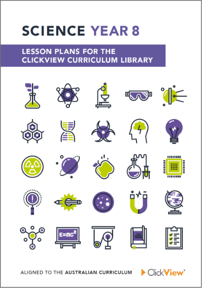 Science Year 8 - Lesson Plan Book-image