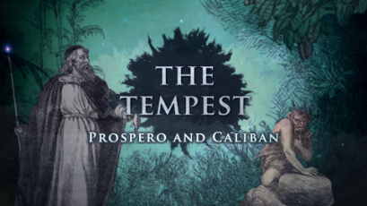Prospero and Caliban: The Tempest-video
