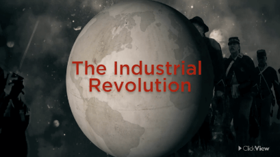 Impacts of the industrial Revolution -video