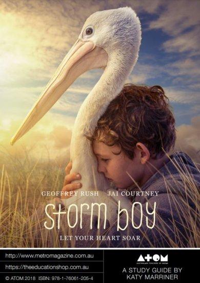Storm Boy- ATOM Study Guide-image