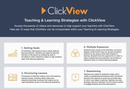 Teaching and Learning Strategies Poster -image