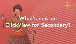 Explore New Release Content: Secondary