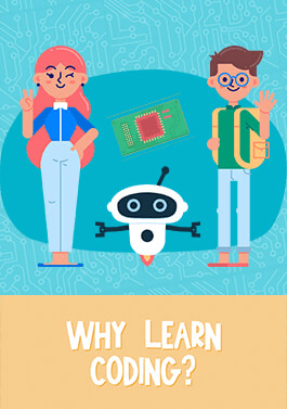 Why learn Coding? -image